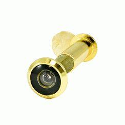 Глазок дверной Сазар ГД-220(50-85)D16 GP латунь