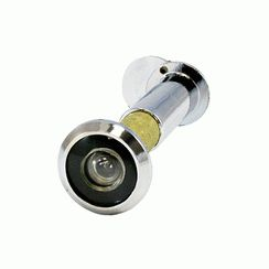 Глазок дверной Сазар ГД-220(50-85)D16 CP хром