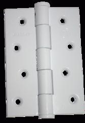 Петля Металлист Кунгур накл ПН5-100 (100*70*2,5) белый б/ш