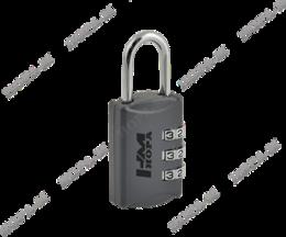 Замок навесной кодовый Нора-М 502 серый