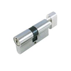 Цилиндровый механизм Стандарт Z.I.60В-5K CP 5кл англ.ключ/верт.