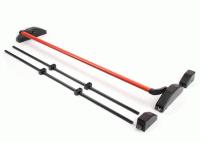 Ручка-штанга с тягами вторая створка Апекс РВ-1700-С-Panic-BL/Red