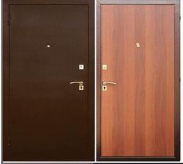 Сейф дверь  МД-600
