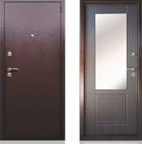 Сейф-дверь Берлога Гала Венге