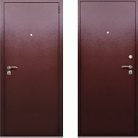 Сейф дверь Берлога  Сибирь СБ-3