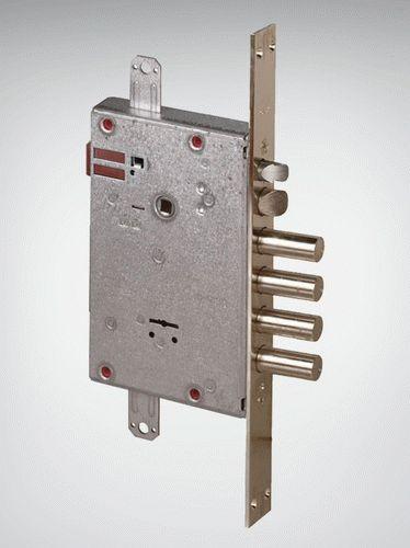 Замок врезной электромеханический Cisa17.535.28 (5 ключей)