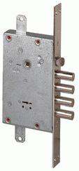 Замок врезной сувальдный Cisa NEW CAMBIO BASIC 57.685.48 (тех. упаковка), ключ 64 мм