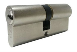 Цилиндровый механизм Gardian (Гардиан) GB 72 мм (36/36) Ni никель 5 кл