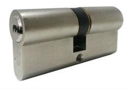 Цилиндровый механизм Gardian (Гардиан) GB 82 мм (41/41) Ni никель 5 кл