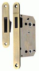 Защелка сантехническая магнитная Morelli 2070M AB бронза