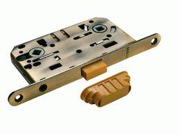 Защелка магнитная сантехническая Morelli M1895 AB бронза