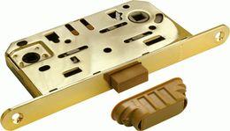 Защелка магнитная сантехническая Morelli M1895 PG золото