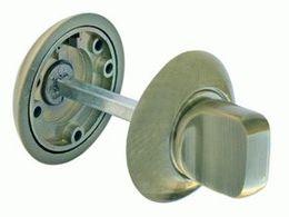 Сантехническая завертка к ручкам Morelli MH-WC AB античная бронза
