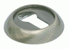 Накладка под цилиндровый механизм Morelli MH-KH AB  античная бронза