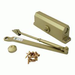 Доводчик дверной NOTEDO DC-180 GOLD до 180кг золото (10)