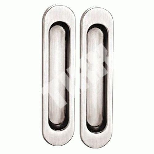 Ручки для раздвижных дверей  TIXX никель мат. SDH 501 SN